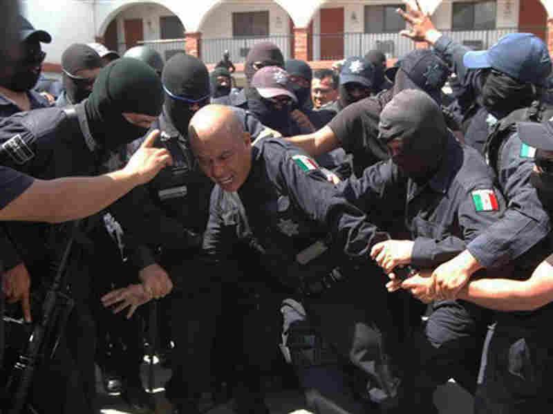 Police in Juarez