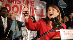 Republican Senate candidate Christine O'Donnell