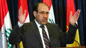 Support For Iraq's Maliki Puts  U.S., Iran In Same Camp