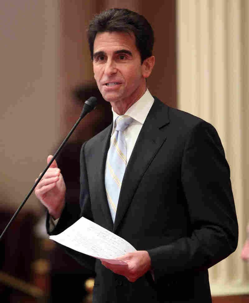 California state Sen. Mark Leno