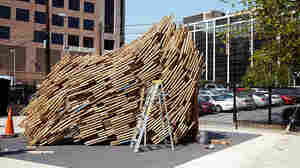 What On Earth Is A Sukkah And What Is It Doing In That Empty Parking Lot?