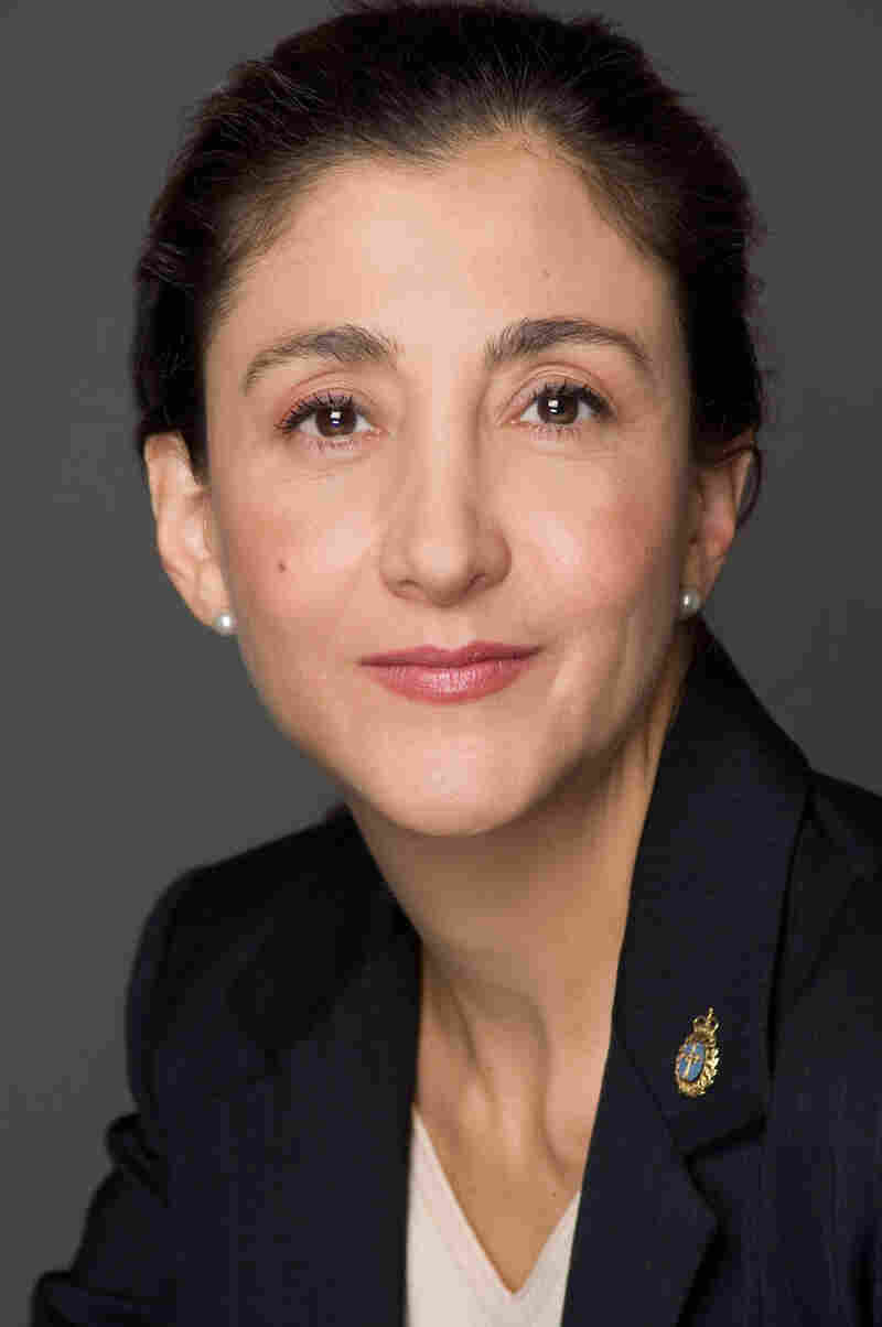 Author Ingrid Betancourt