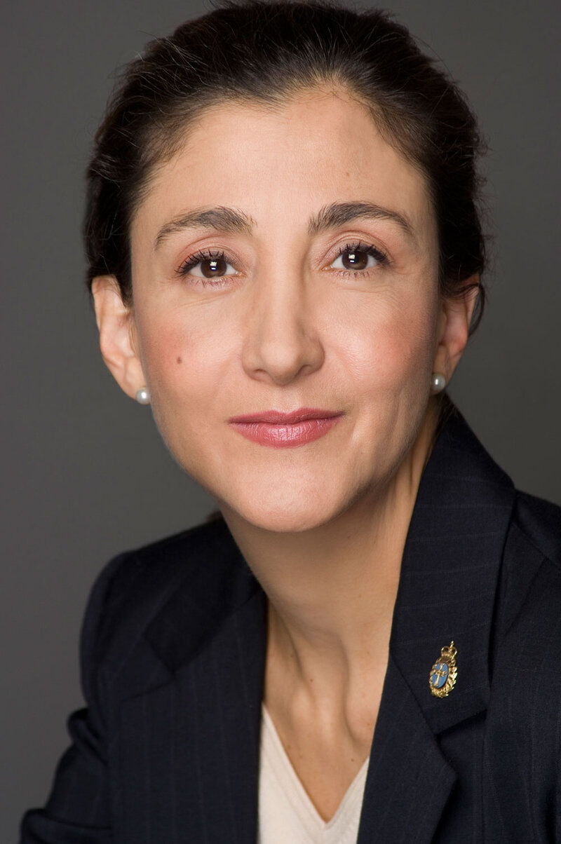 Photograph of author Ingrid Betancourt
