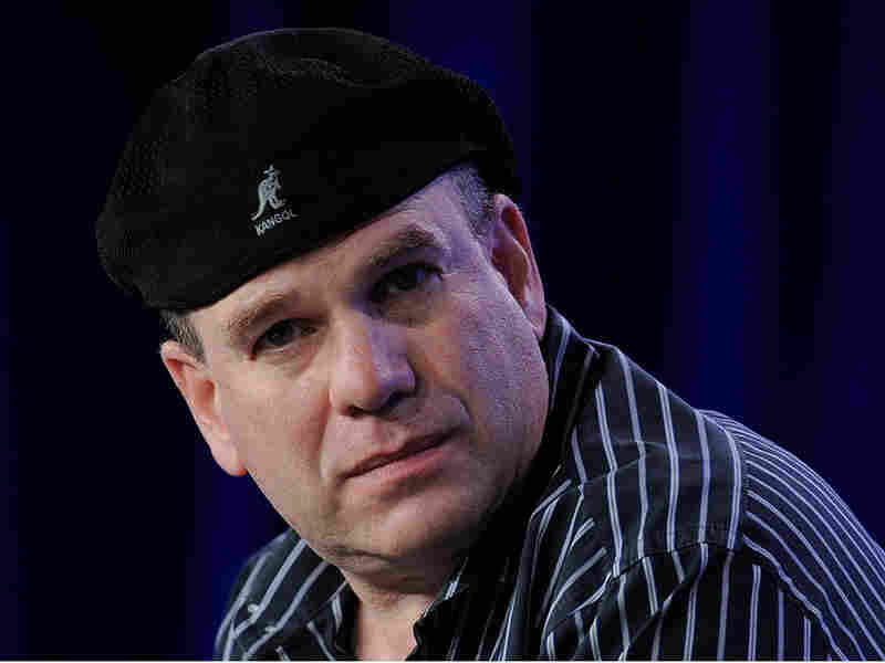 """David Simon, creator of the HBO series """"The Wire"""""""