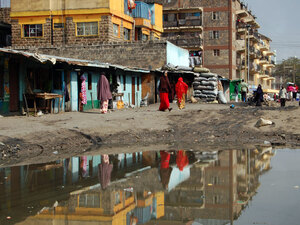 "Eastleigh is a neighborhood in Nairobi, Kenya, known as ""Little Mogadishu"""