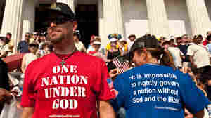 The Tea Party's Tension: Religion's Role In Politics