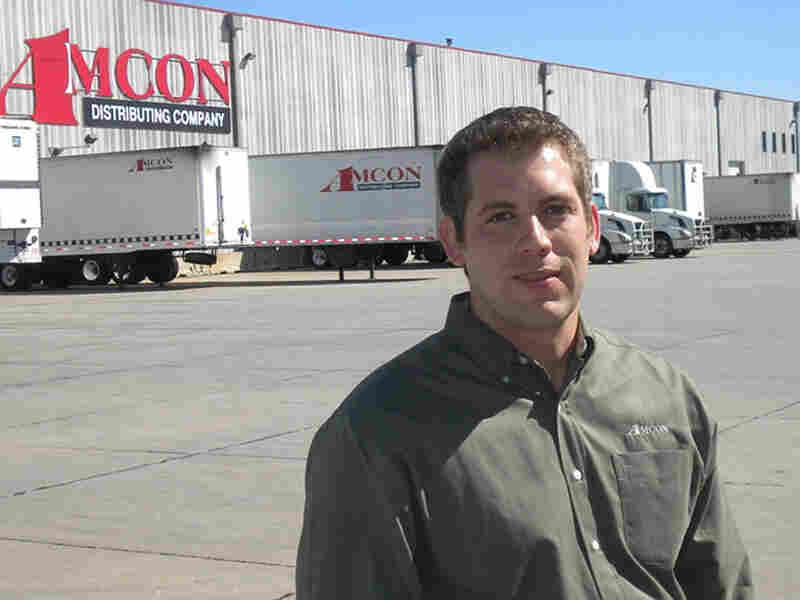 Christopher Self hoped to put his trucking career behind him.