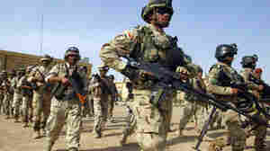 Battle Raises Questions On Iraq Security Readiness