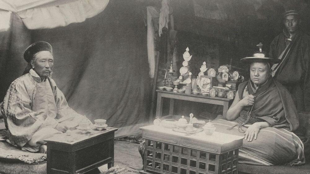 Rare Photos Reveal Tibet 100 Years Ago
