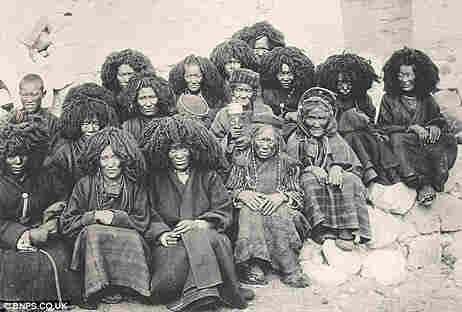 Tibet, circa 1903