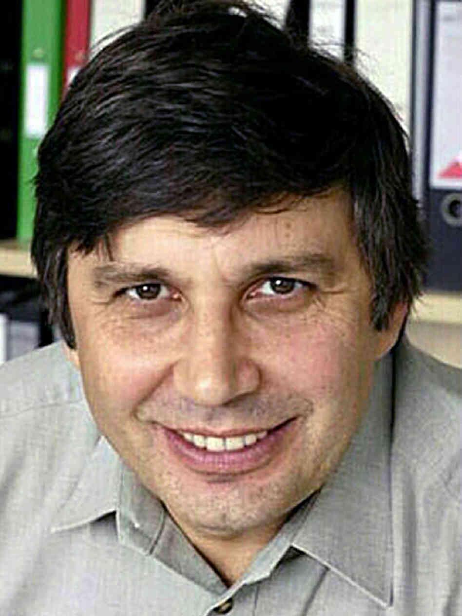 Geim Novoselov Win Nobel Prize In Physics Npr