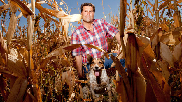 Terry Walter grows hay, wheat and corn and runs well over 2,000 cows on about 3,000 acres in Colorado.