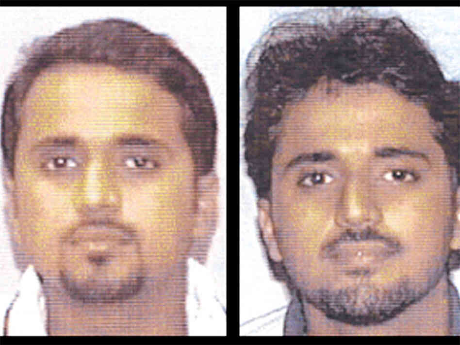 FBI photos of Adnan Shukrijumah, believed to be the highest-ranking American in al-Qaida