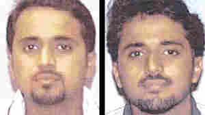 FBI photos of Adnan Shukrijumah, believed to be the highest-ranking American in al-Qaida
