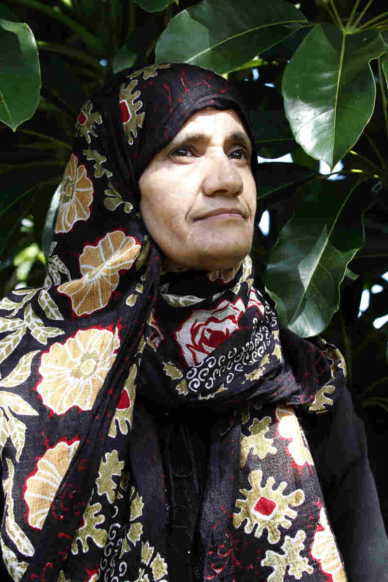 Zurah Adbu Ahmed, mother of suspected al-Qaida operative Adnan Shukrijumah