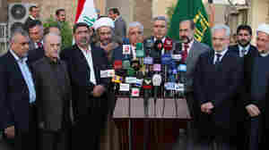 Future Of Iraqi Government Remains Unclear