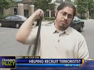 Samir Khan, a former North Carolina man, who is believed to be behind a new al-Qaida publication