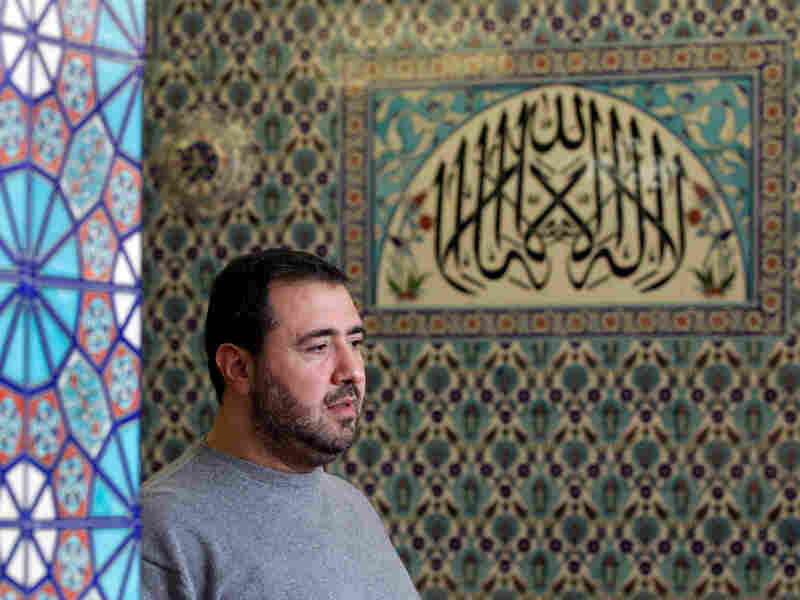 Ahmet Yazici, a director of the Alliance for Islamic Communities in Northern Germany