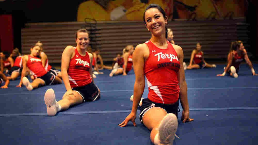 Alison Iovino (right) and Tricia Fitzgerald (left)