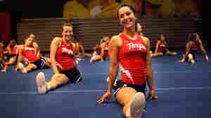 Competitive Cheerleading Fights For Official Status
