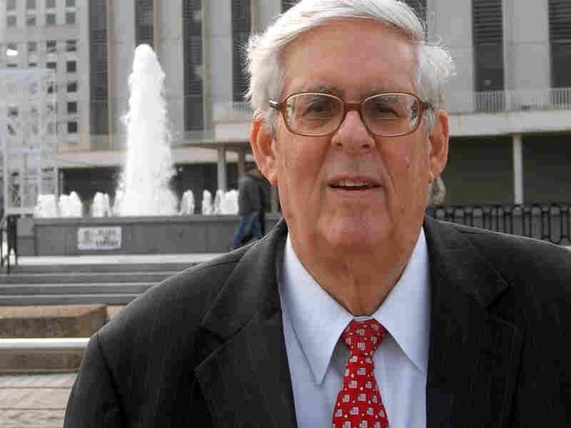 Gene Schreiber was a Peace Corps volunteer in 1961