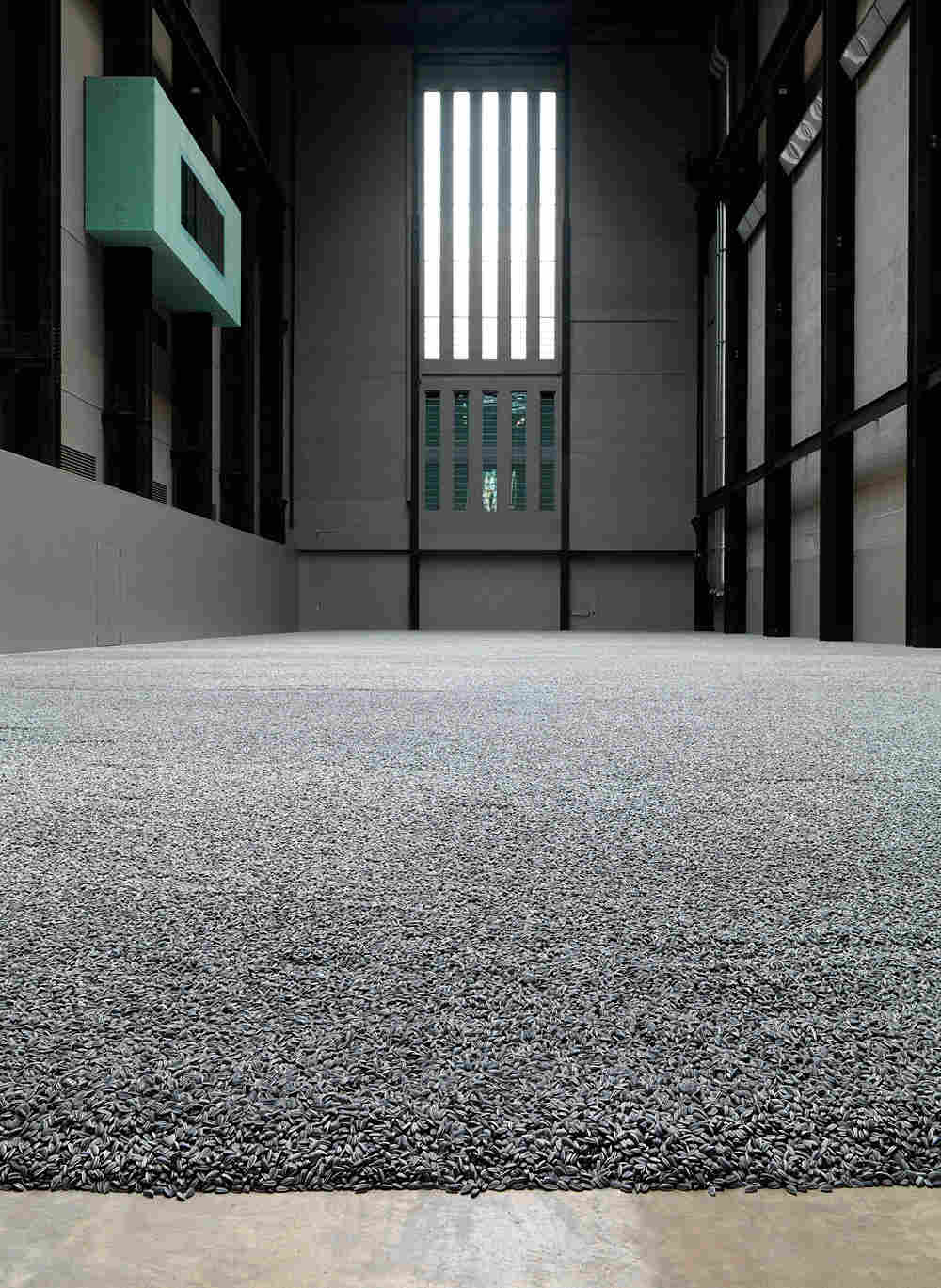 Sunflower Seeds 2010, an installation at London's Tate Museum