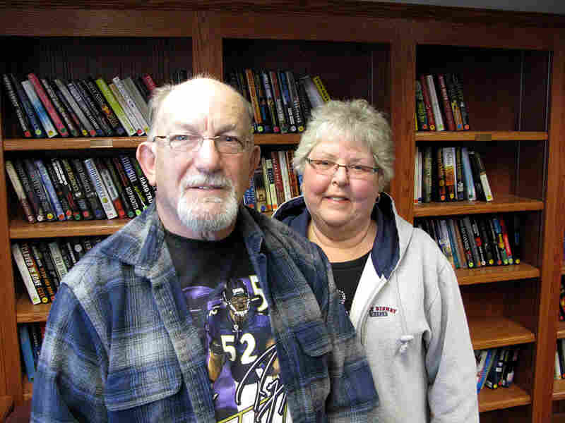 John and Nancy Longval
