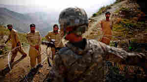 For U.S. Troops In Afghanistan, Peril On Pakistan Border