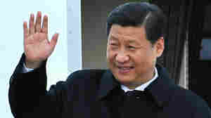 China's Vice President Xi Jinping