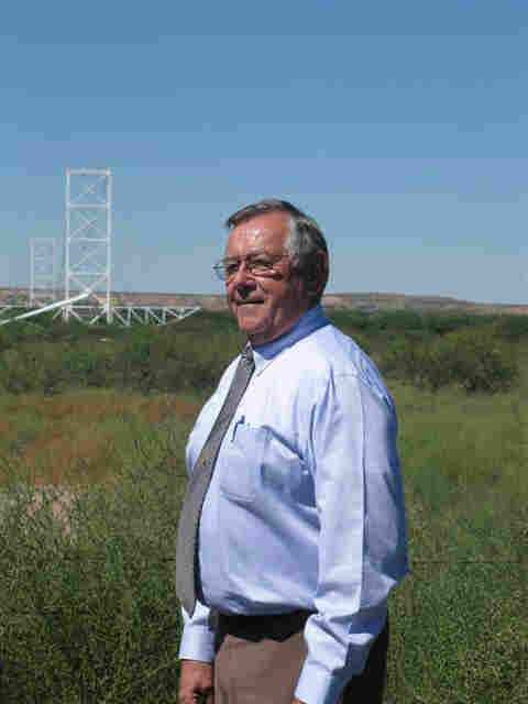 Glenn Nichols, city manager of Benson, Ariz.