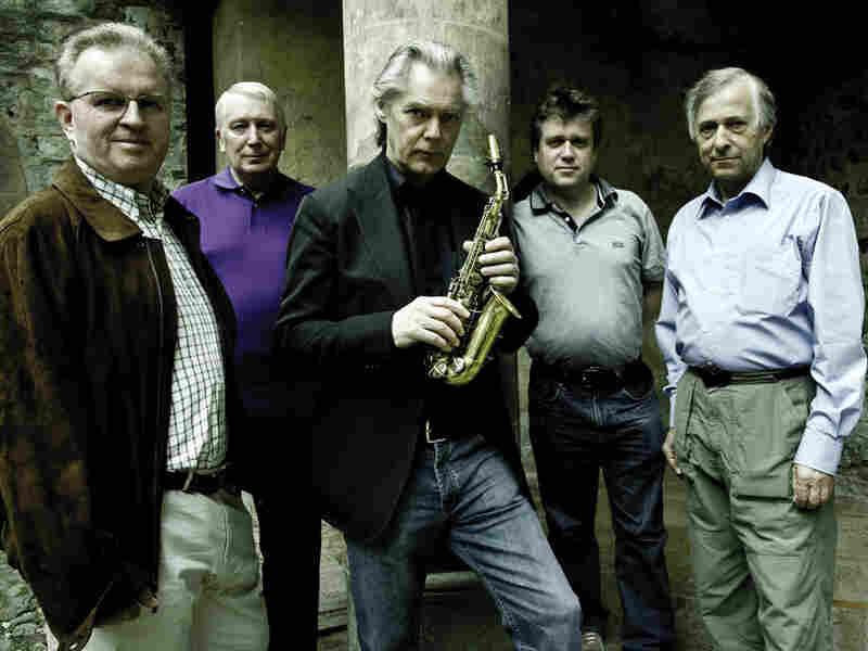 Hilliard Ensemble with Jan Garbarek