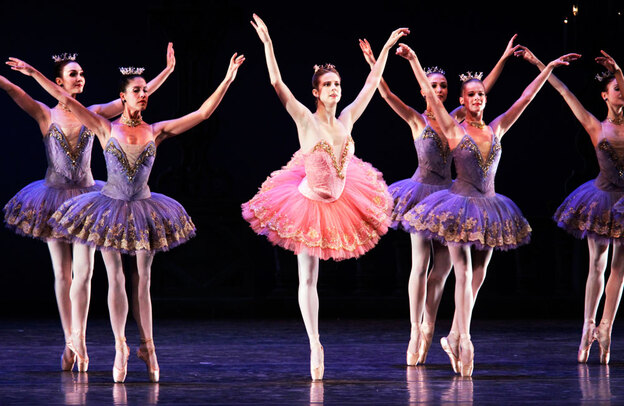 Dancers of the American Ballet Theatre perform last week at the Karl Marx Theater in Havana. The first performance of the New York-based ABT in Cuba in 50 years is part of a gradual thawing of cultural ties between the United States and Cuba.