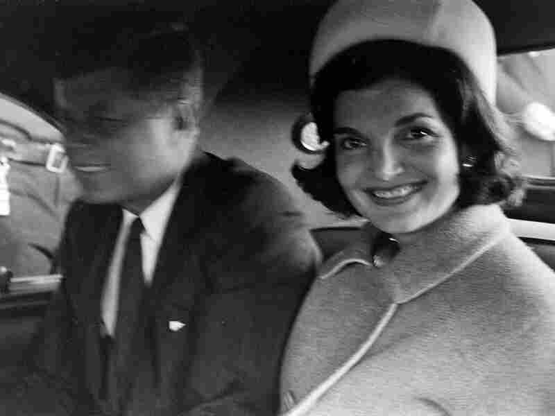 Kennedy on the campaign trail, 1960