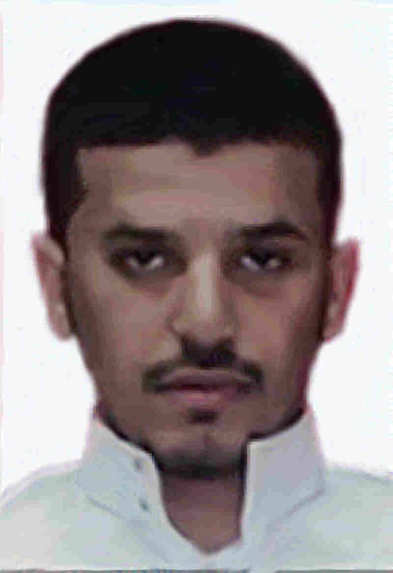 This undated image released by Saudi Arabia's Ministry of Interior is said to show Ibrahim Hassan al-Asiri.