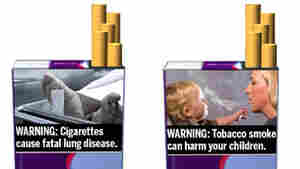 FDA Proposes Graphic Warnings For Cigarettes