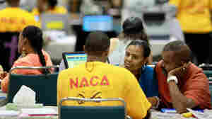 Economic Woes Spur Interest In Refinancing Plan