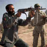 Afghan Security Forces Face 2014 Deadline