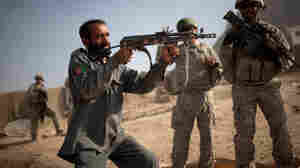 Afghan Security Forces Face 2014 Deadline