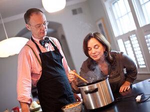 Chris Kimball and NPR host Renee Montagne reinvent Thanksgiving classics.
