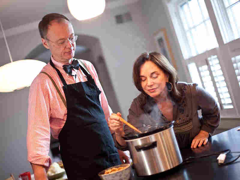 Chris Kimball and NPR host Renee Montagne reinvent Thanksgiving classics.