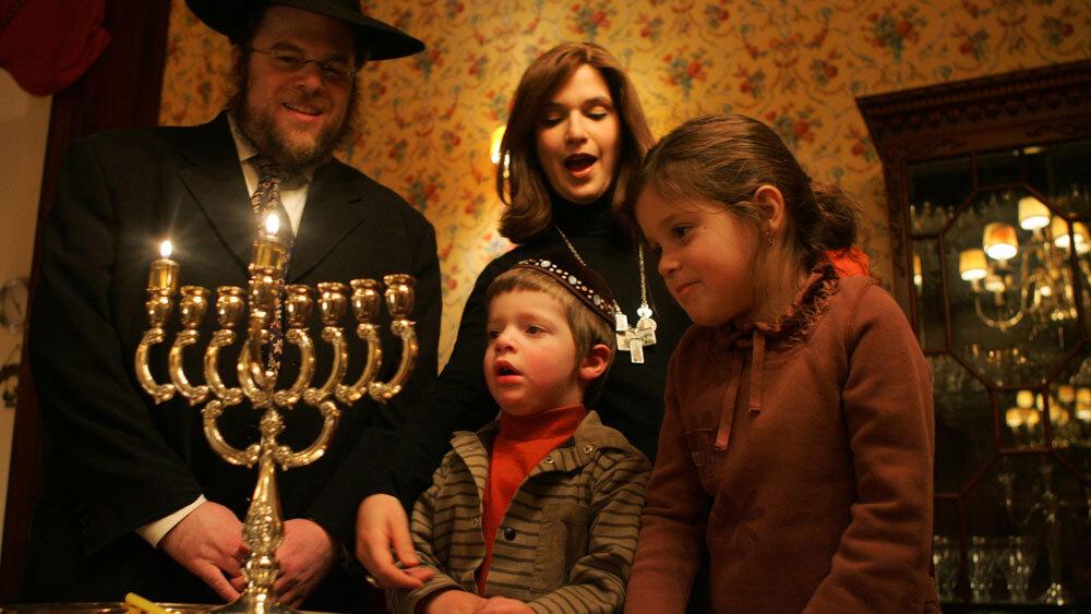 Happy Hanukkah Images >> Tracing Hanukkah's U.S. Roots ... To Cincinnati? : NPR