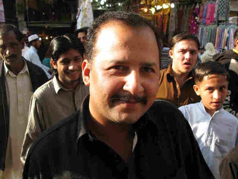 Musharraf supporter Malik Waheed, 33