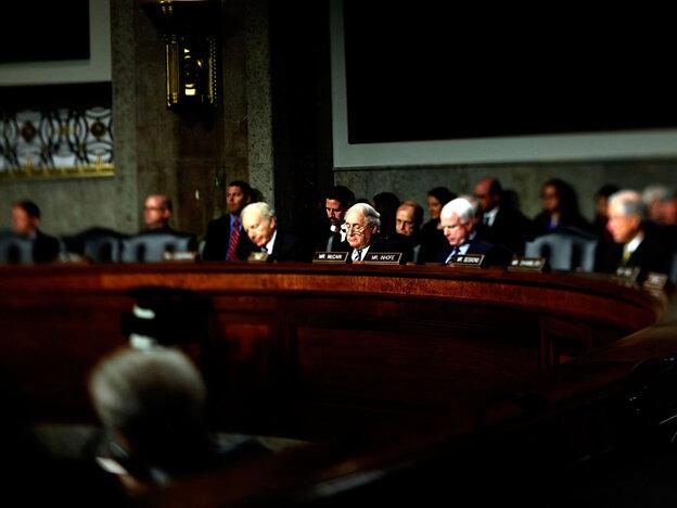 Sens. Lieberman, Levin and McCain