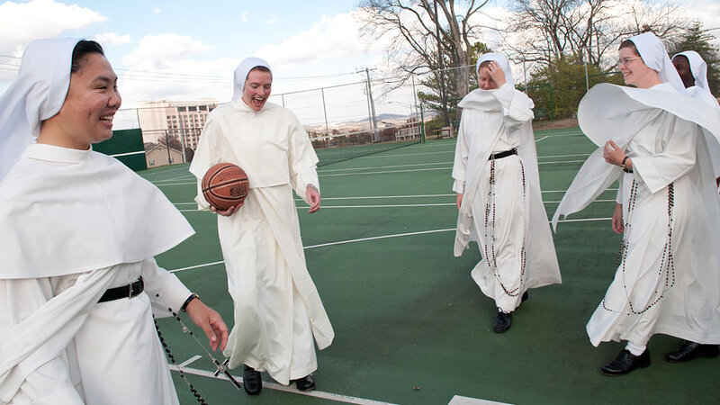 For These Young Nuns Habits Are The New Radical