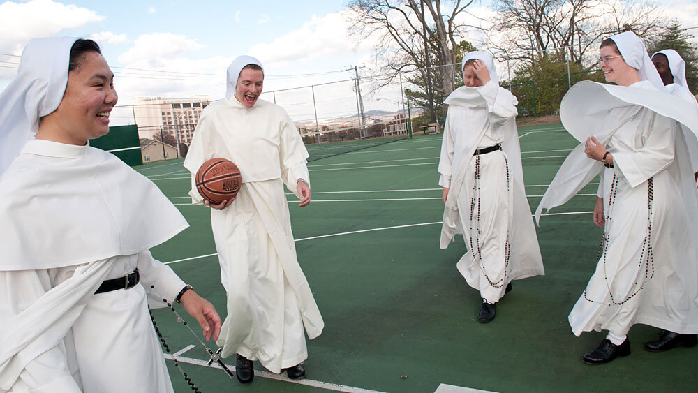 For These Young Nuns, Habits Are The New Radical : NPR