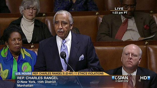 Charlie Rangel on C-SPAN