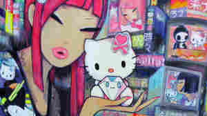 Hello Kitty Hooks Generations On Cute, Kitsch