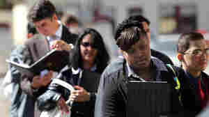 Nov. Jobless Rate Hits 9.8 Percent
