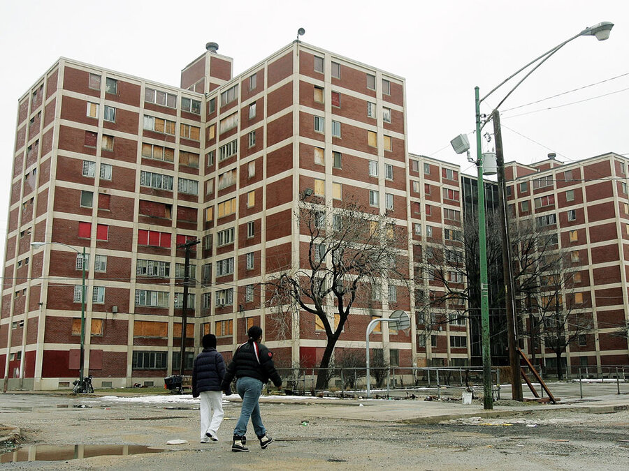 Beautiful Long Goodbye For Infamous Public Housing Complex