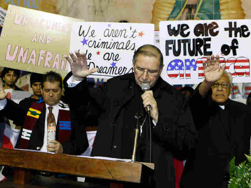 DREAM Act supporters
